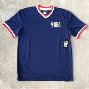 NBA Warm-Up Shirt